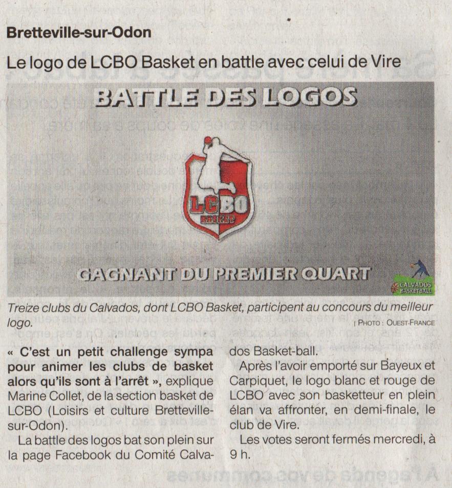Article OF battle logos 10 mai 2021