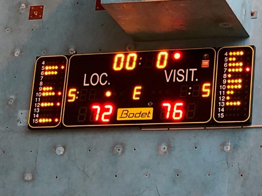 Victoire cadets à 3ème prolong 09-03-19