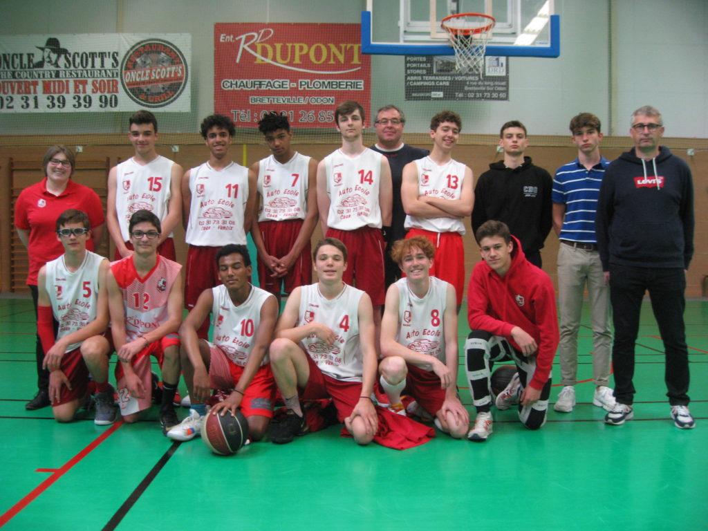 2019-05-18 Cadets champions 2019