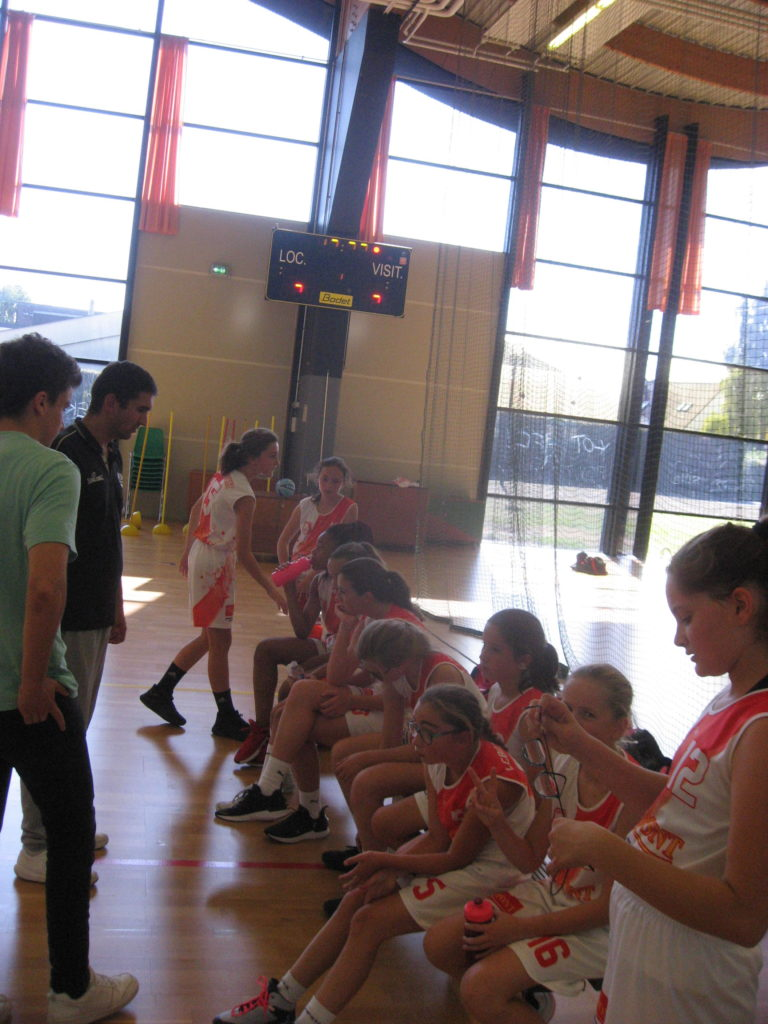 2019-09-21 les benjamines invaincues