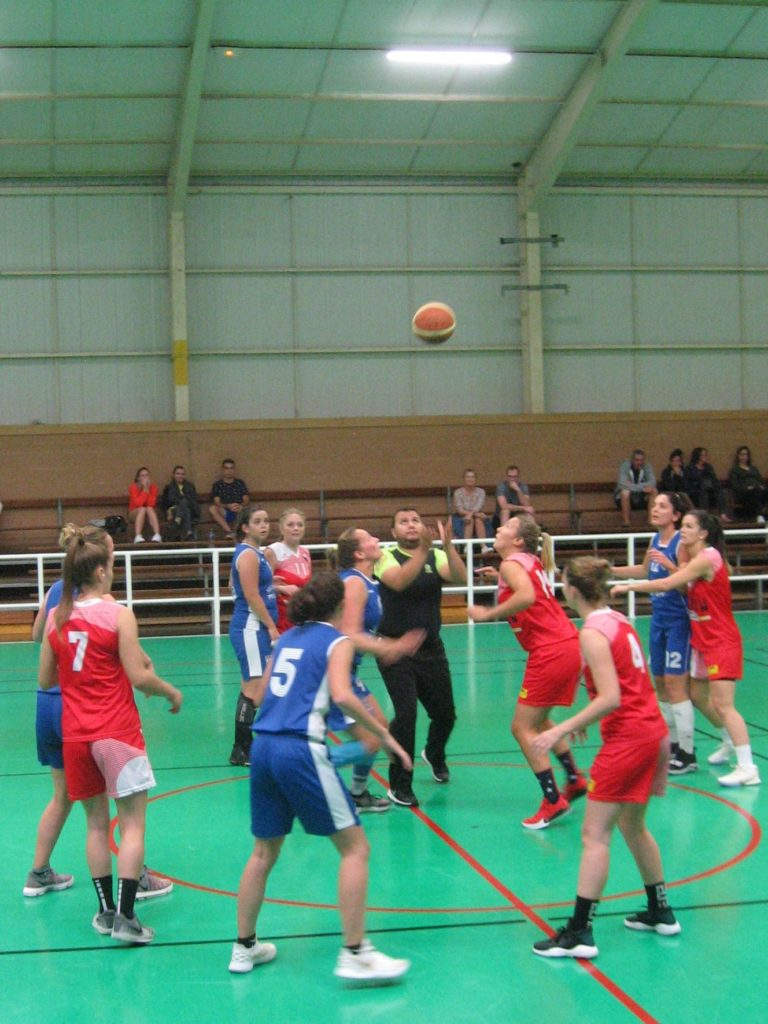 2019-09-22 SF1 contre Cherbourg