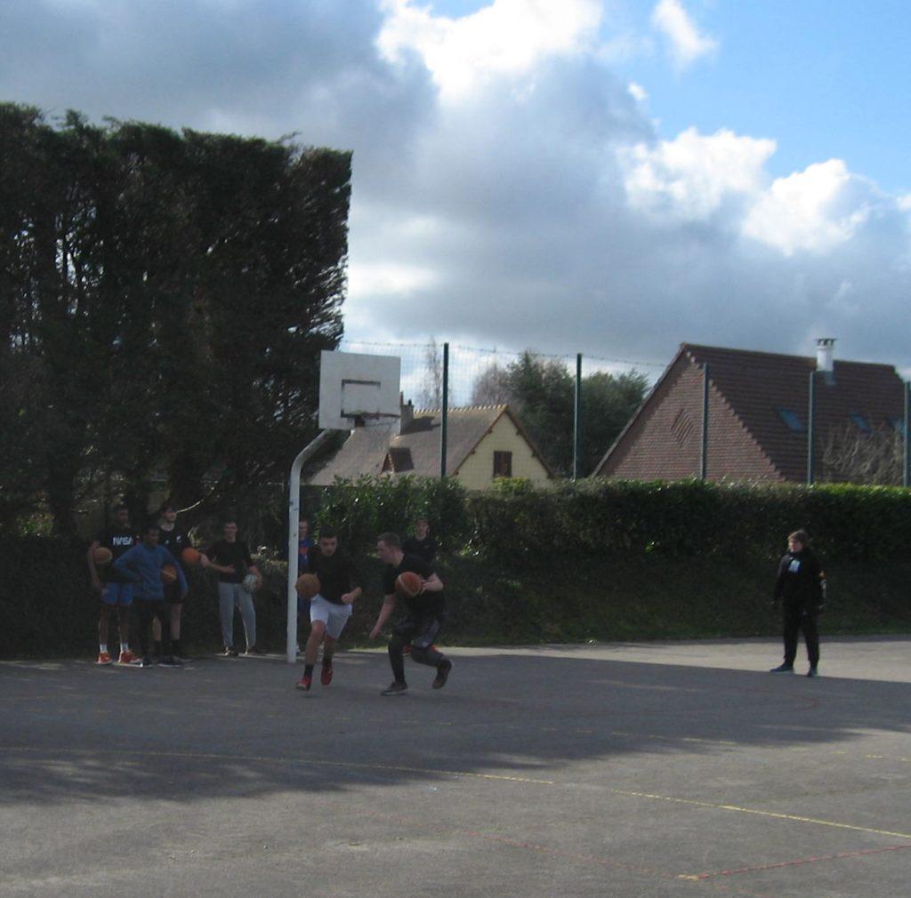 Reprise basket juniors mineurs mars 2021